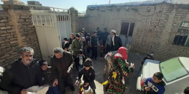 تصاویری از جشن ناقالی دهم بهمن ۹۸