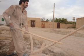 صنایع دستی و ابزار و ادوات کشاورزی